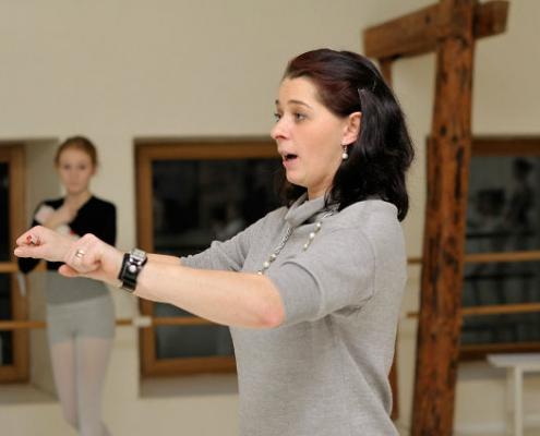 Tanzschule Ballettunterricht Kinderballett